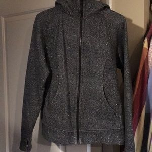 Lululemon hooded sweatshirt